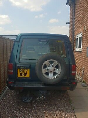 1998 land rover discovery 300tdi spares or repair MOT runs drives gearbox issue