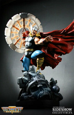 SIDESHOW BOWEN MARVEL THE MIGHTY THOR CLASSIC ACTION STATUE 1:6 Figur Hammer