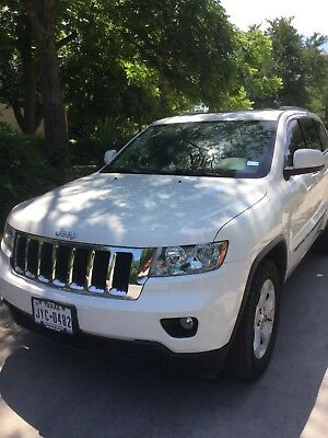 2012 Jeep Grand Cherokee Laredo 2012 jeep grand cherokee laredo 3.6l