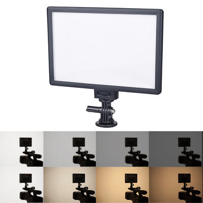 Viltrox L116T Ultra-thin LED Video Light 5600K For Canon Nikon Sony DSLR Camera