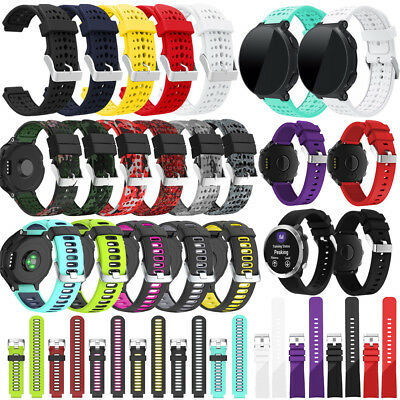 Replacement Smart Watch Strap Band for Garmin Forerunner 735XT 220 230 235 630
