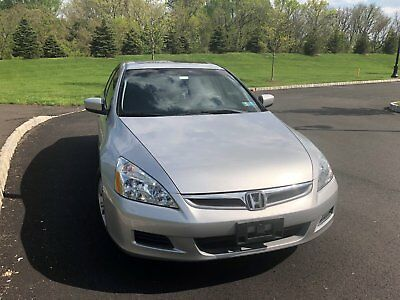 2007 Honda Accord leather interior Low-mileage, pristine, 2007 Honda Accord EX-L (leather interior)