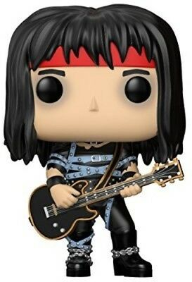 Mick Mars - Funko Pop! Rocks: (2018, Toy NUEVO)