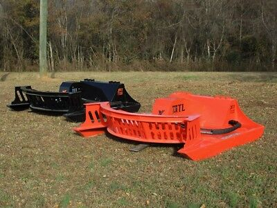"84"" MTL XC7 Extreme Skid Steer Brush Cutter-3 Blade Double Flywheel -$249 Ship"