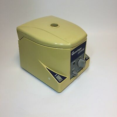 Centrifuge Techne 16M GenofugeMicrocentrifuge 18 x 2ml 14K RPM not Thermo MSE