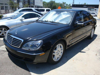 2006 Mercedes-Benz S-Class S350 4dr Sdn 3.7L V6, hard to find, Clean Carfax, Mint Condition,NAVIGATION,FLORIDA CAR,LEATHER SE