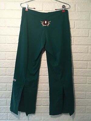 48742c0582 BE PRESENT AGILITY Lotus Yoga Pants In Green Size Small - $98.00 ...