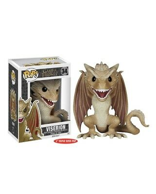 Game of Thrones FUNKO POP ~ 6 inch VISERION ~ #34 NEW IN BOX