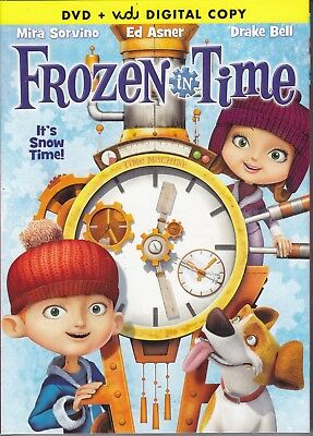 Frozen in Time (DVD, 2014)