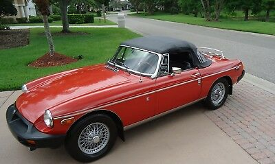 1977 Mg Mgb Mgb 1977 Mg Mgb  Gorgeous  Car   Stunning Condition  A True Must See 100% Eye Appeal