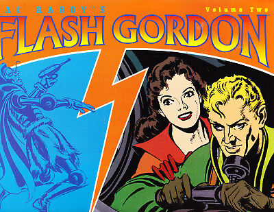 Flash Gordon Vol. 2 by Mac Raboy (2003, Paperback)