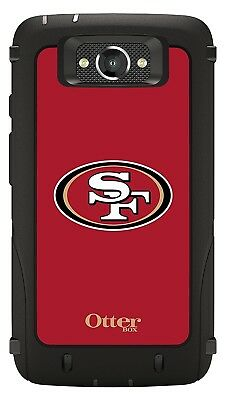 OtterBox Defender Case for Droid Turbo - Retail Packaging - NFL 49ers