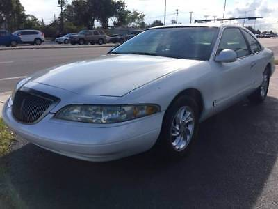 1997 Lincoln Mark Series Base Sedan 2-Door 1997 Lincoln Mark VIII Base Sedan 2-Door 4.6L V8 114K ONLY Rare Nice Car L@@K!!!