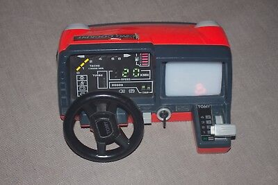 Tomy Racing Cockpit - Fahrsimulator - 80er - funktioniert