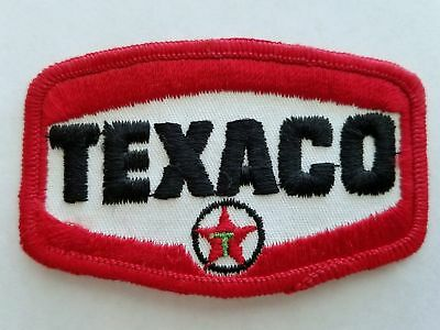 3X VINTAGE TEXACO LOGO GAS PUMP SIGN OIL CAN PATCHES FOR SALE ESSO