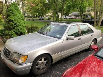 1998 Mercedes-Benz S-Class S500 Clean well maintained S500