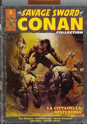 Volume The Savage sword of CONAN COLLECTION HACHETTE number 3