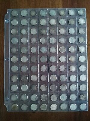 Lot of 88 Silver Dimes, No Reserve!