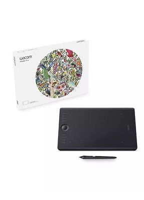 Brand New Wacom Intuos Pro Pth660/ko-Cx Medium With Pro Pen 2