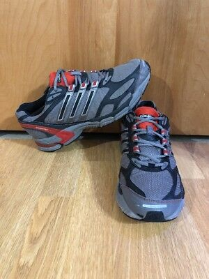 MENS ADIDAS CLIMAPROOF Trail Running Shoes/size 11.5/gore ...