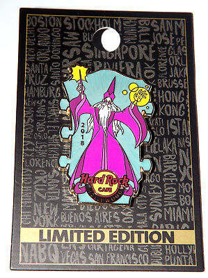 HRC Hard Rock Cafe Hollywood CA Harry Potter Wizard 2018 Limited Edition Pin