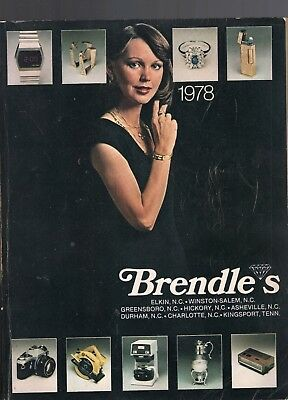 1978 Brendle's Catalog-Department Store-Toys-Complete-452 Pages-Very Rare