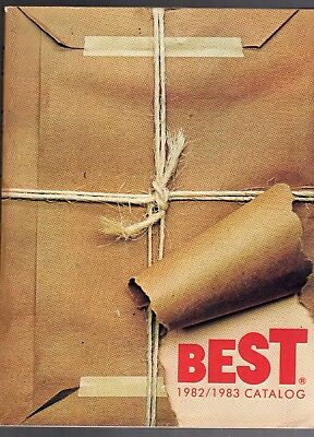 1982/83 Best Products Catalog-Jewelry-Toys-Complete-488 Pages-Very Rare