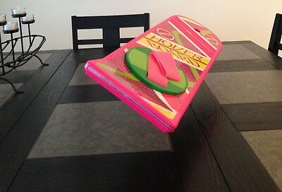 Sealed NIB Mattel Back To The Future II Hoverboard BTTF