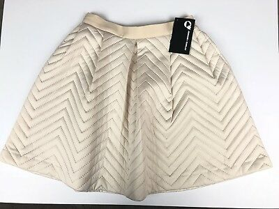 MERCURYDUO Quilted Skirt Size Small Mercury Duo NWT