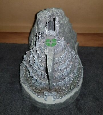 Lord of The Rings Minas Tirith keepsake box LOTR Sideshow Weta ORIGINAL
