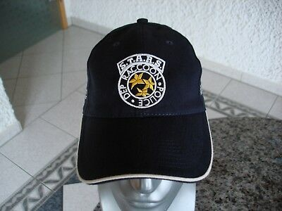 Resident Evil S.t.a.r.s. Raccoon City Police Department Baseball Cap Neu/ovp