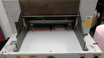 Guillotine single phase with 2 New Blades and a cutting stick