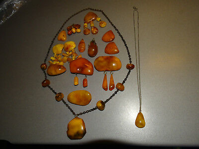 Antique Baltic amber