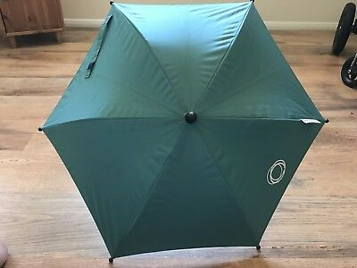 Bugaboo chameleon Parasol / Sun shade / umbrella Petrol blue /  used condition