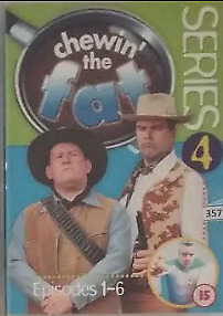 Chewin' The Fat - Series 4 - Episodes 1 To 6 (DVD, 2002)