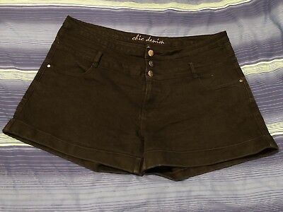 City Chic Shorts Size 20
