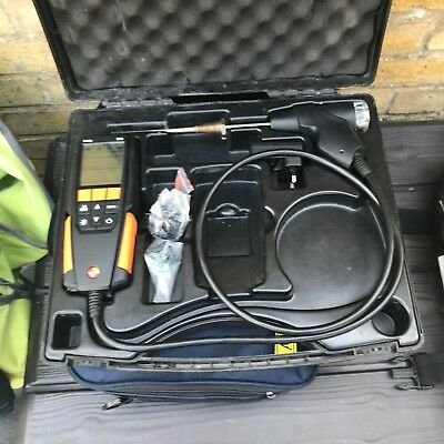 Testo 310 flue gas analyser working order spares or repair need calibration