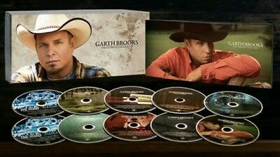 Garth Brooks - The Ultimate Collection - 10 Disc Boxed Set - Music CDs