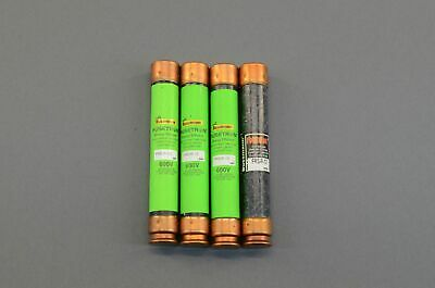 Bussmann 12A Dual Element Time Delay Current Limiting Fuse FRS-R-12 (Lot of 4...
