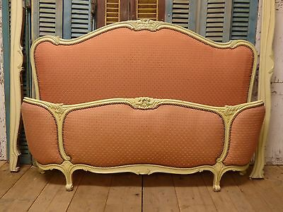 Vintage French King Size Bed - cv01