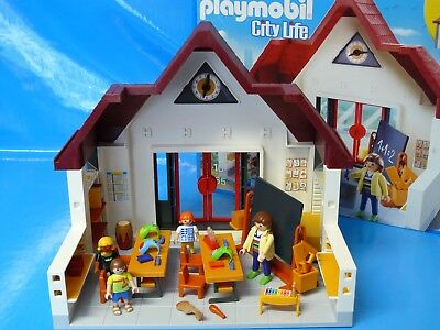 Playmobil 6865 Schule City Life mit OVP