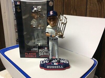 Addison Russell 2016 Chicago Cubs World Series Champions BOBBLEHEAD - New