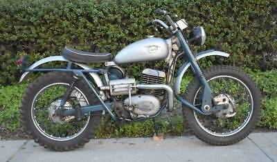 1965 Greeves 250TFS  1965 Greeves 250cc 24TFS Enduro Trail Classic ~ Time Capsule! Original Paint!