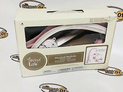 Open Box/ Trend Lab Storybook Princess Musical Mobile / Missing Pink sleeve*LOOK