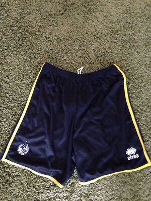 Bristol Rovers Football Shorts - 2014-15 - Conference