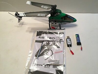 Blade 120S  BNF RC Helicopter (BLH4180) Excellent Condition