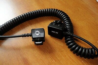 SC-28A Cable - Off Camera Cable for Nikon