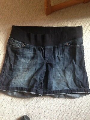 Next Maternity Shorts Size 12