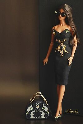 Fashion Royalty outfit  Exclusive OOAK for  FR2, Nu Face !NO DOLL!