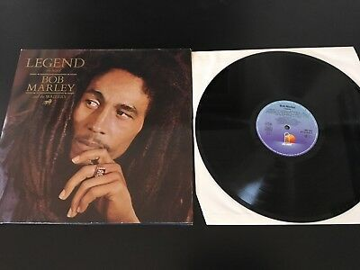 Vinyl LP / Bob Marley and The Wailers - Legend (1984)